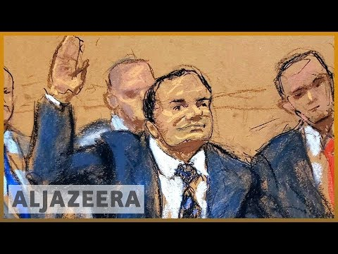🇺🇸US trial of Mexico's 'El Chapo' to begin amid heavy security | Al Jazeera English Mp3