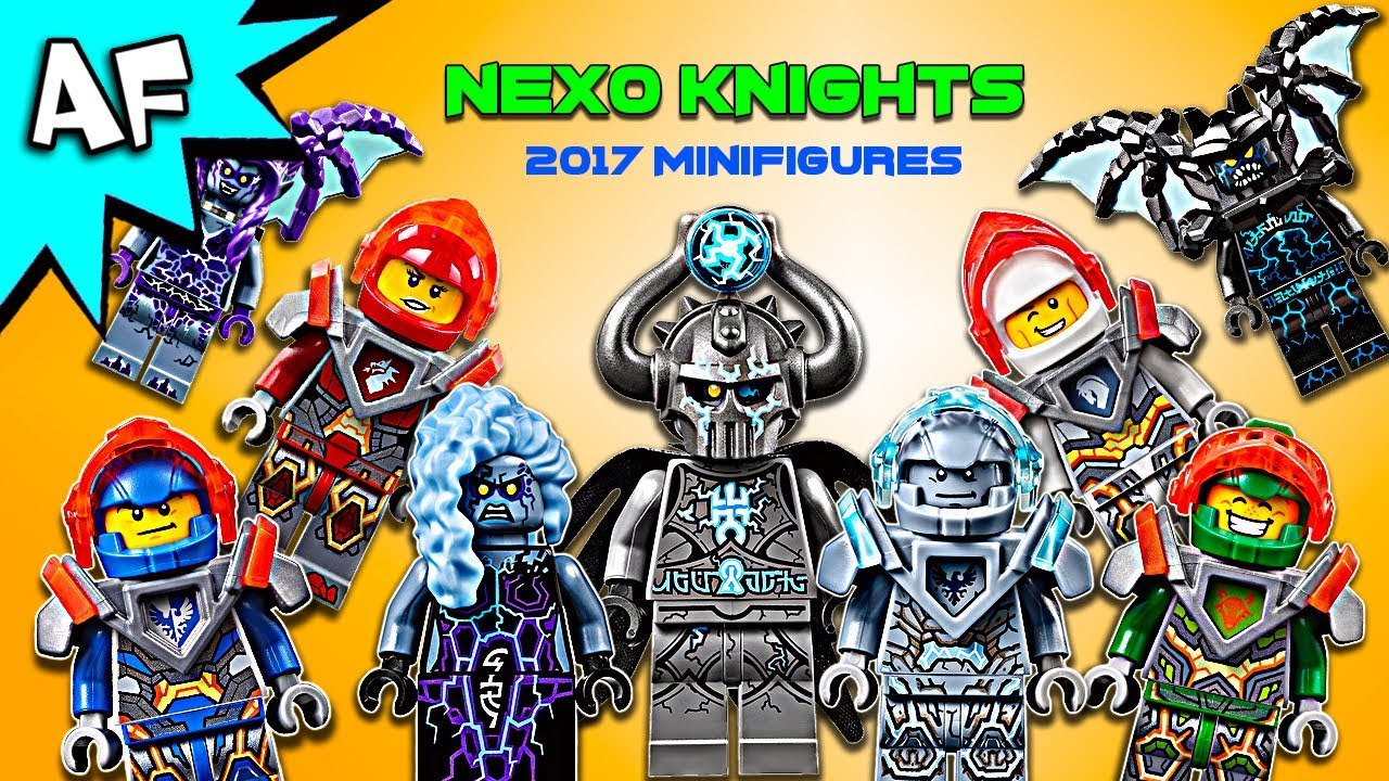 Lego Nexo Knights Ruina Minifigure from Set 70349 new minifig