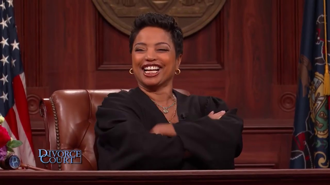 """Download CLASSIC DIVORCE COURT-  Favours vs Jackson: """"Order In The Court"""""""