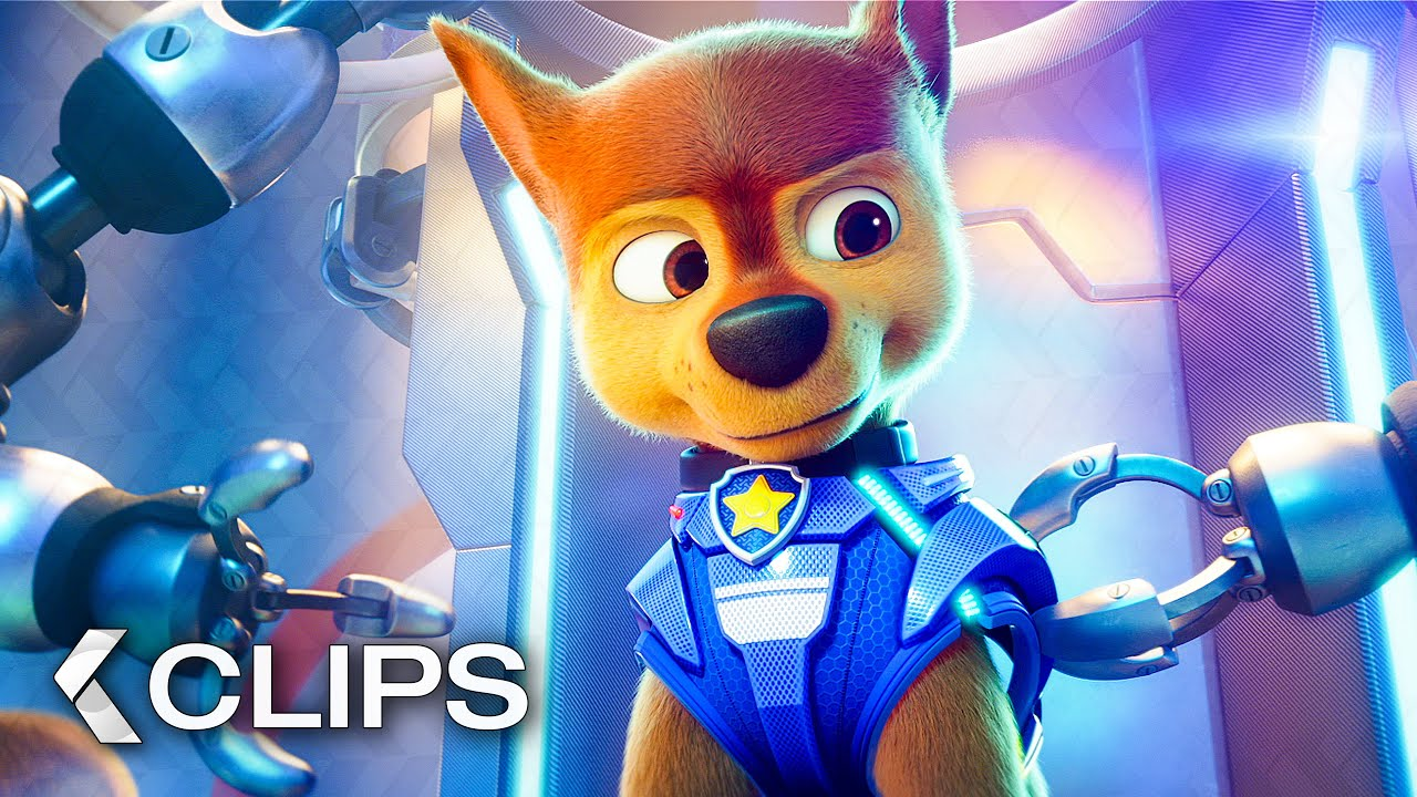 Download PAW PATROL: The Movie - All Clips & Trailer (2021)