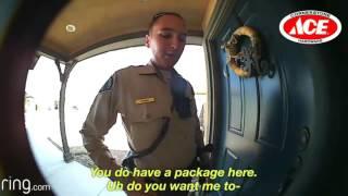 Repeat youtube video Ring Doorbell Test