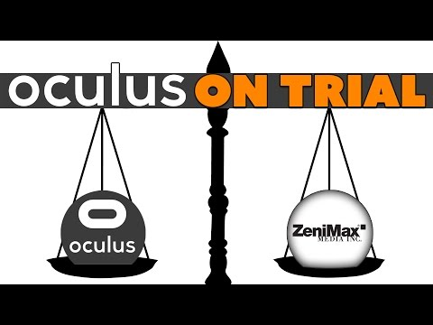 OCULUS ON TRIAL! $2 Billion Lawsuit Over VR - The Know Tech News