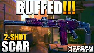 Buffed 2 Shot Scar Class Setup Just Got Easier to Use | Modern Warfare