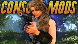 Fallout 4 Console Mods - 5 Awesome Mods To Download #6 (Console Mods)