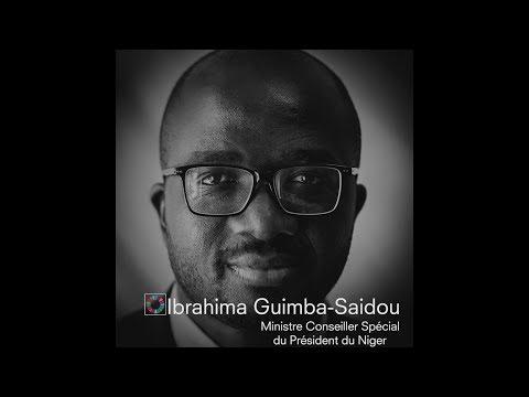 SDG Studio UN Geneva - SDG 9 - Ibrahima Guimba-Saidou - ONU Genève