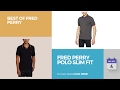 Fred Perry Polo Slim Fit Best Of Fred Perry