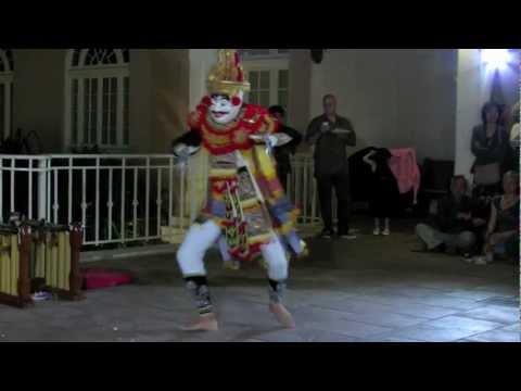 Balinese Night at the HiSAM
