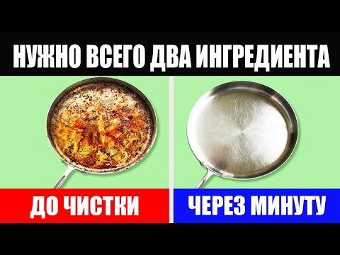 Народное средство для мытья посуды. Горчичный порошок и сода