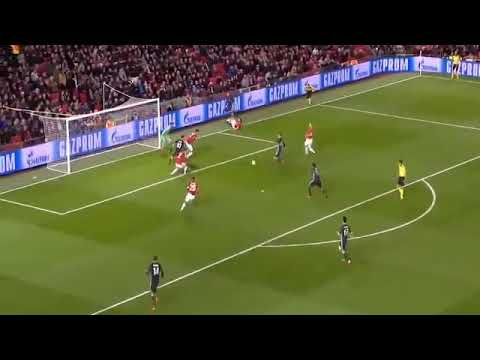 Manchester United vs CSKA Moscow 2 1 All Goals and Highlights UEFA Champions League 5-12-2017