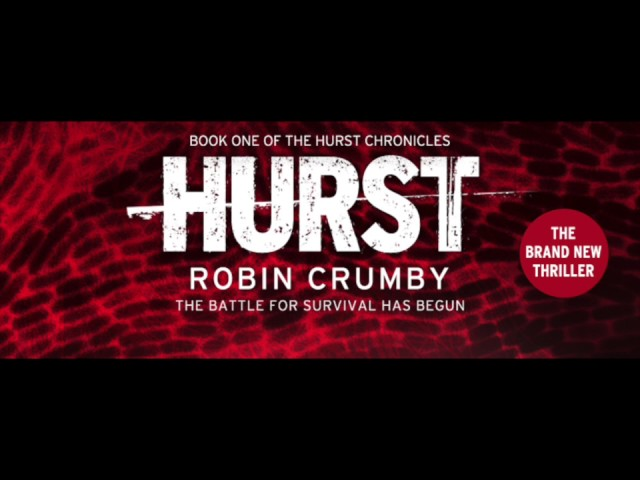 Listen to an exclusive audio extract of 'Hurst: The Post-Apocalyptic Survival Thriller'