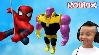 Superhero Obby Roblox Gameplay CKN Gaming