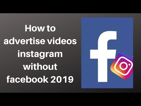 How to advertise videos instagram without facebook 2019   Digital Marketing Tutorial thumbnail