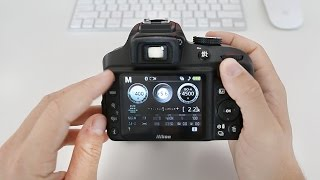 Nikon D3400 Tutorial For Beginners (Buttons, Dials & Settings) thumbnail