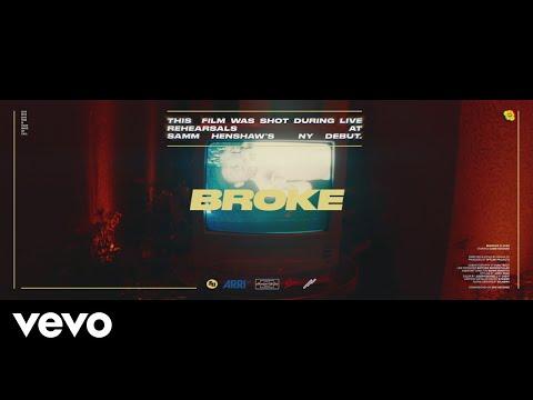 Samm Henshaw - Broke (Live Version)