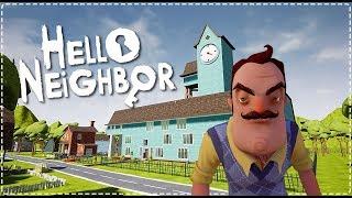 KOMŞUMUN DEVASA EVİ! | Hello Neighbor Mod [Türkçe] #174