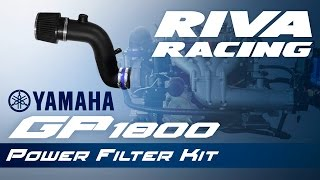 RIVA Yamaha GP1800 Power Filter Kit