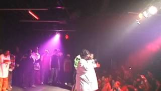 EIGHTBALL & MJG - SPACE AGE PIMPIN LIVE IN LITTLE ROCK 2004 CLUB NIGHTLIFE