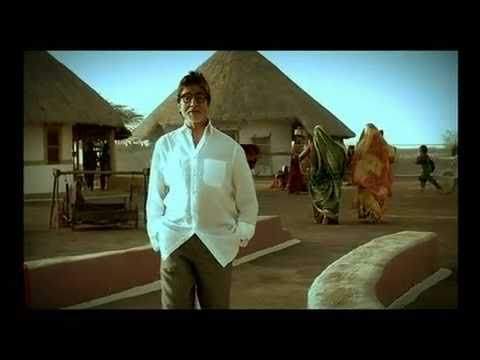 MR. BIG B GUJARAT KI KHOOSHBU T.V. COMMERCIAL.flv
