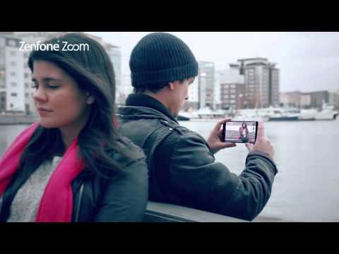 David Sandberg x ZenFone Zoom | ASUS | Super Zoom