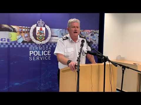 Police Press Conference, June 17 2020