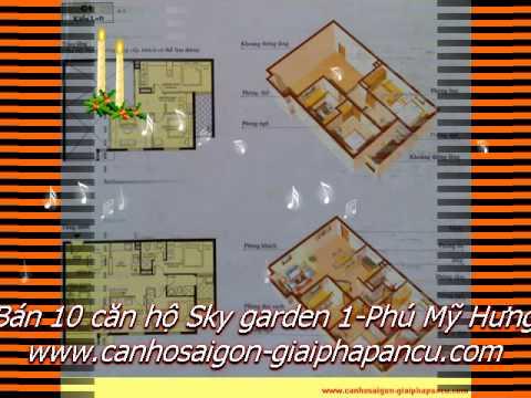 Bán 10 căn hộ Sky Garden 1-Phú Mỹ Hưng, Quận 7 giá rẻ nhất thị trường