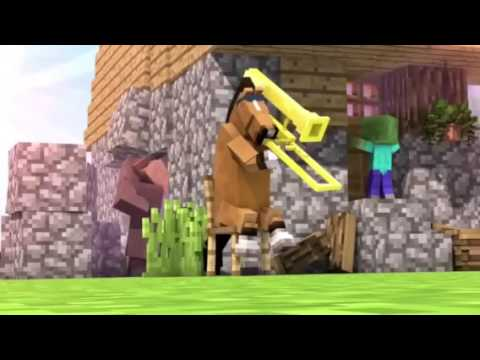 When Your Mom Isn't Home Compilation (Minecraft Version)
