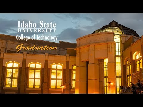 ISU College of Technology's Spring Graduation Ceremony - May 2018