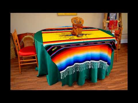 Great Mexican party decorations ideas