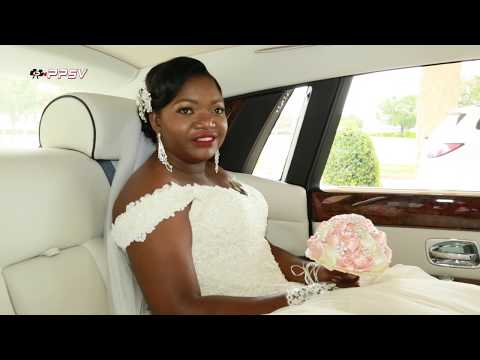 CONGOLESE WEDDING IN TEXAS: (Dallas)SALOMON & FRANCINE