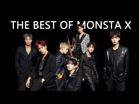 The Best Of MONSTA X (Funny Moments)