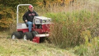 Ventrac at Hawk's Nest Golf Course Ohio State ATI Thumbnail