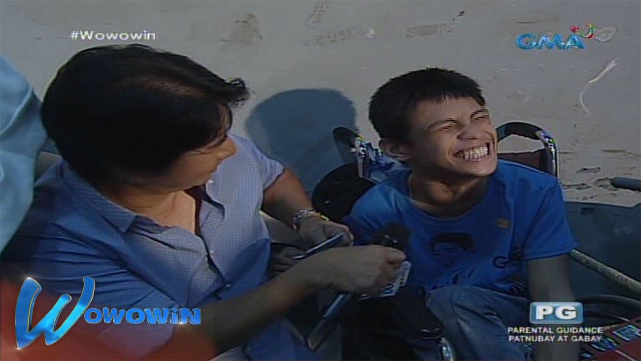 Wowowin: Kuya Wil, nakipagbonding sa isang batang with special need