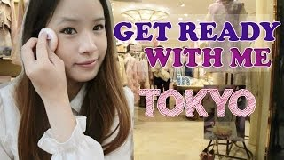 JAPAN Vlog: Get Ready With Me in TOKYO!