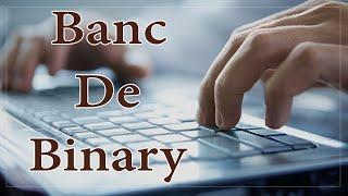 Binary Options Broker Banc De Binary   Trading Stocks