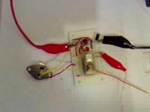 Pulse Motor (555 Timer Circuit) 006