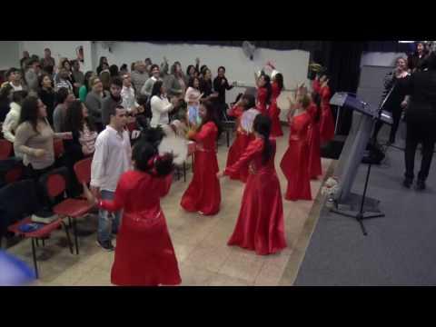 Hermana Xiomara y Pastor Marcelo - Culto Domingo (19/02/17)