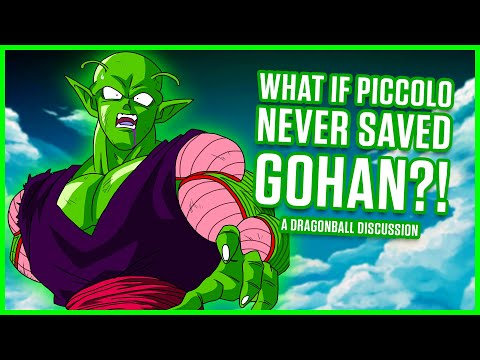 WHAT IF PICCOLO NEVER SAVED GOHAN? | A Dragon Ball Discussion | MasakoX