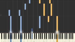 Higurashi no Naku Koro ni | When They Cry - Synthesia piano tutorial