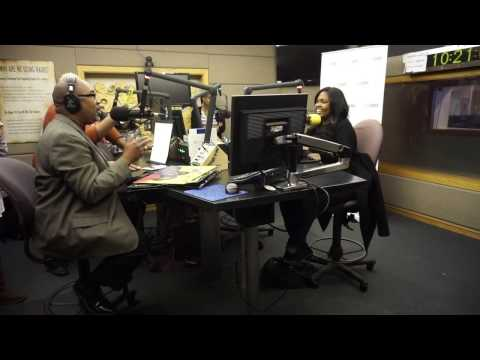 Cece Winans talks Family, Faith and taking risks during Roy Patterson interview.