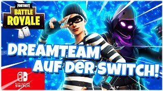 Im Dreamteam die Wins holen! Mit Sayr! 🔴 Fortnite // Nintendo Switch Livestream