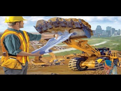 Caterpillar Construction Tycoon - gameplay