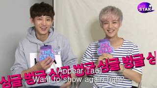 [Eng Sub] 130830 The Star interview -EXO Luhan