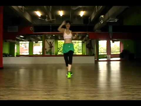 Zumba by Conny, Chinese Song 我的心里没有他