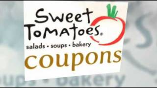 Sweet Tomatoes Coupons 2012