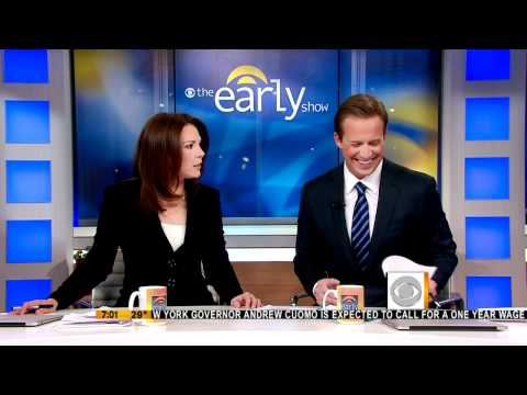 CBS: The new CBS Early Show Team Debut