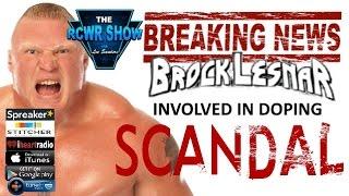Brock Lesnar Flagged in Drug Violation Scandal by USADA Anti-Doping Program following UFC 200