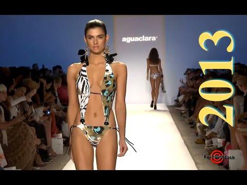 Aquaclara - Mercedes-Benz Fashion Week Swim 2013