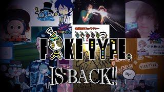 Download Lagu FAKE TYPE. is BACK!! Rebirth live streaming mp3