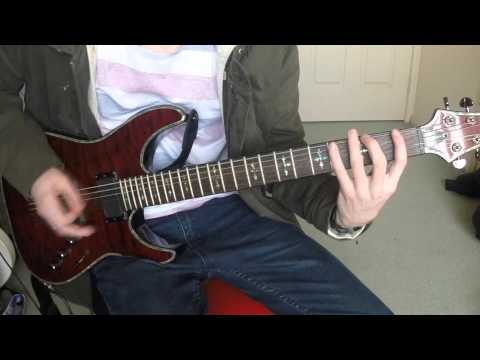 Parkway Drive - Crushed - Guitar Cover - WITH TABS - NEW SONG - HD