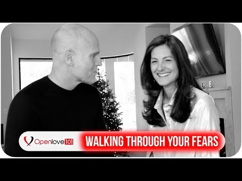 Open Lifestyle Boundaries: Walking Through Your Fears
